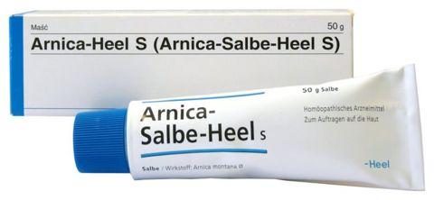 ARNICA-HEEL S maść 50g