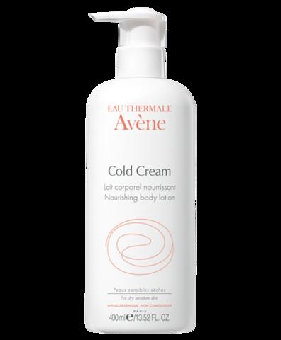 AVENE Cold Cream Odżywcze mleczko do ciała 400ml