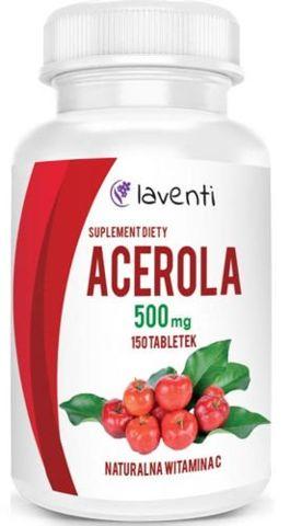 Acerola 500mg x 150 tabletek