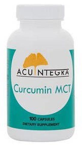 Acuintegra Curcumin MCT x 100 kapsułek