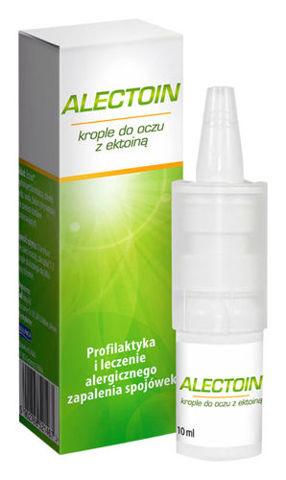 Alectoin krople nawilżające do oczu z ektoiną 10ml