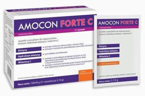Amocon Forte C x 21 saszetek