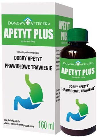 Apetyt Plus płyn 160ml