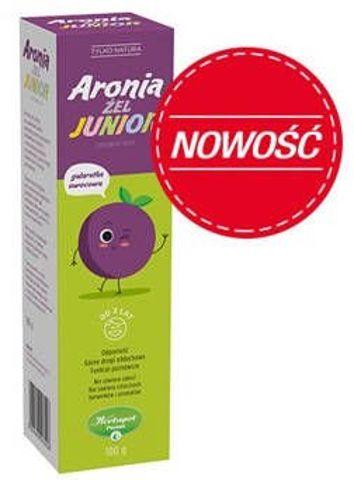 Aronia żel Junior 100g