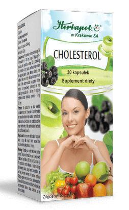 Cholesterol x 30 kapsułek