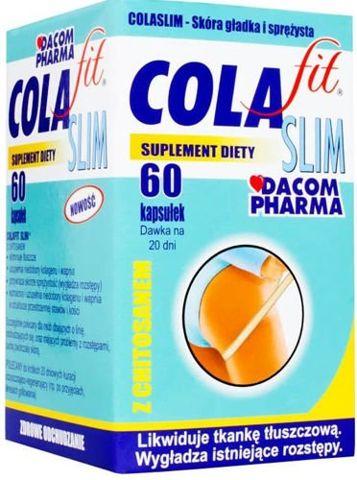 Colafit Slim z chitosanem x 60 kapsułek