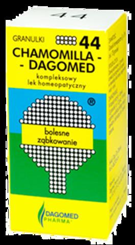 DAGOMED 44 Chamomilla - bolesne ząbkowanie