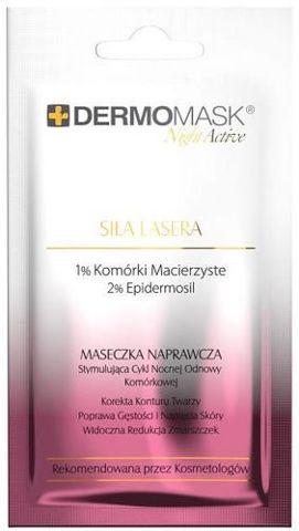 DERMOMASK Night Active Siła lasera 12ml x 1 saszetka