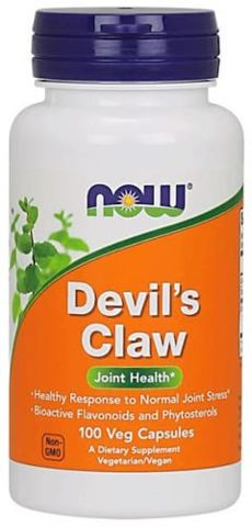 Devil's Claw Root x 100 kapsułek Veg