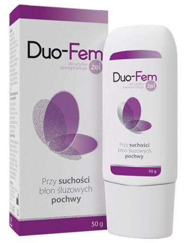 Duo-Fem żel 50g