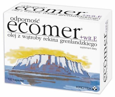 ECOMER Odporność x 120 kapsułek