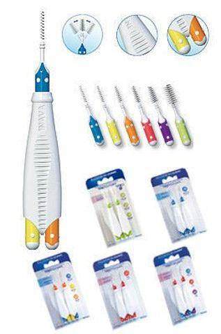 ELGYDIUM Clinic Trio Mixed Large szczoteczka do zębów x 2 sztuki