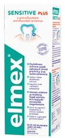 ELMEX Sensitive 400 ml