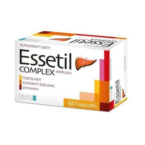ESSETIL Complex x 40 kapsułek