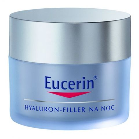 EUCERIN Hyaluron-Filler Krem wypełniający zmarszczki na noc 50ml