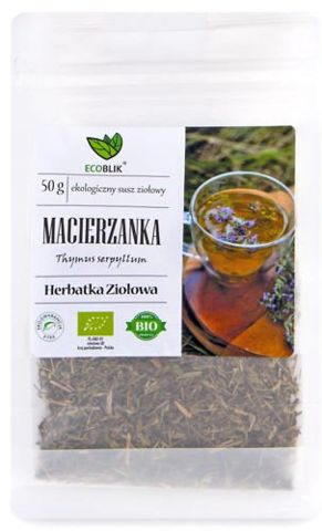 EcoBlik Macierzanka 50g