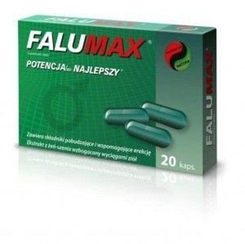 FALUMAX 0,25 x 20 kapsułek