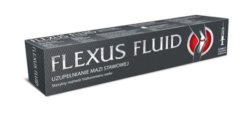 FLEXUS FLUID Roztwór 10mg/ml ampułko-strzykawka 2,5ml