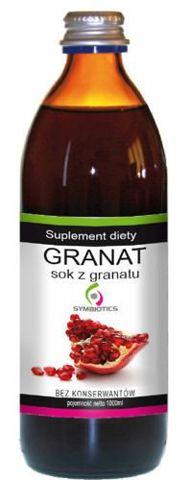 GRANAT sok z granatu bez konserwantów 1000ml