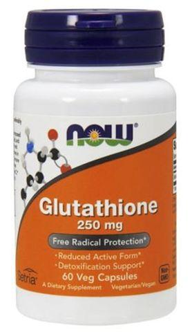 Glutathione 250mg x 60 kapsułek Veg