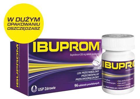 IBUPROM x 96 tabletek
