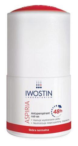 IWOSTIN Aspiria antyperspirant do skóry normalnej 50ml