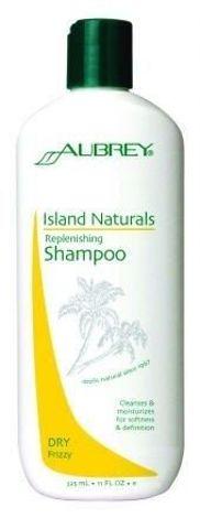 Island Naturals Szampon do włosów suchych i puszących się 325ml