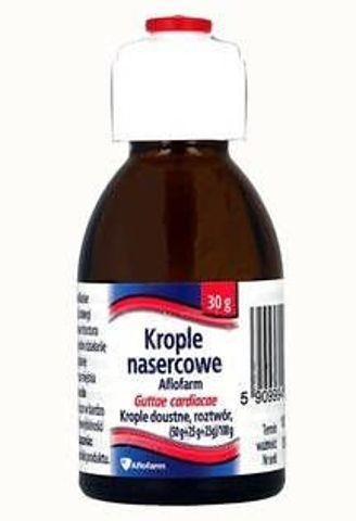 KROPLE NASERCOWE 30g