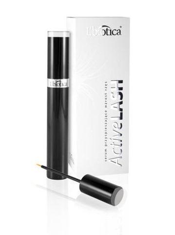 L'BIOTICA Active Lash serum przyspieszające wzrost rzęs 3,5ml
