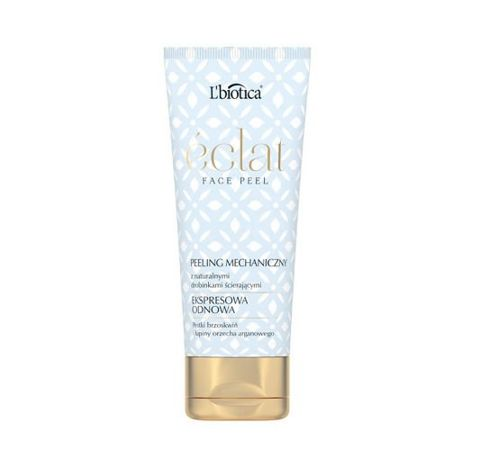 L'Biotica Eclat Face Peel Peeling mechaniczny 50ml