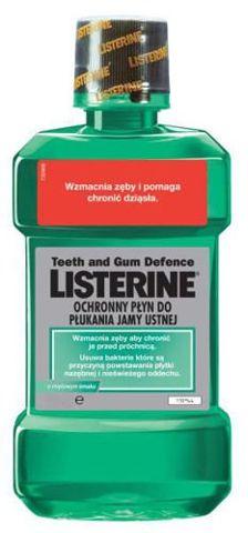 LISTERINE Ochrona zębów i dziąseł 250 ml