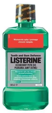 LISTERINE Ochrona zębów i dziąseł 500 ml