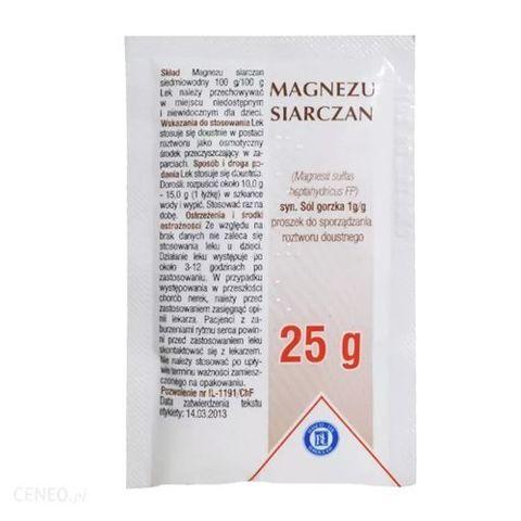 MAGNEZU SIARCZAN - Sól gorzka - 25g