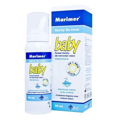 MARIMER Baby spray 50ml