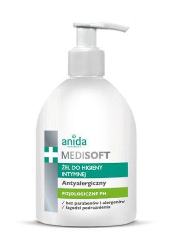 MEDI SOFT Żel do higieny intymnej hypoalergiczny 300ml