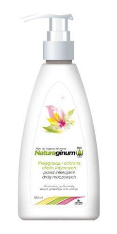 NATURAGINUM BIOINTIMA Płyn do higieny intymnej 180ml