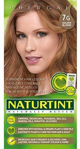 NATURTINT 7G Farba do włosów Golden Blonde 150ml