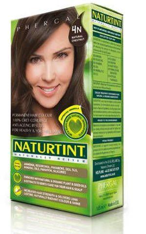 NATURTINT Farba do włosów 4N Natural Chestnut 150ml