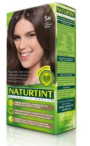 NATURTINT Farba do włosów 5N Light Chestnut Brown 150ml