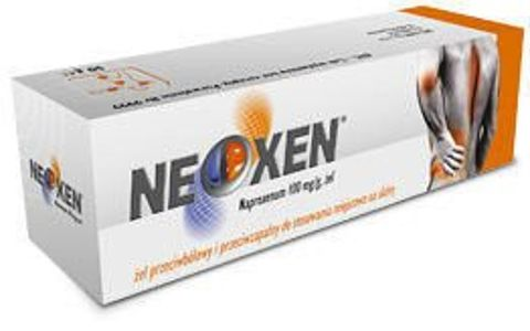 NEOXEN żel (Naproxen Plus) 100g