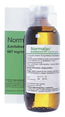 NORMALAC syrop 200ml