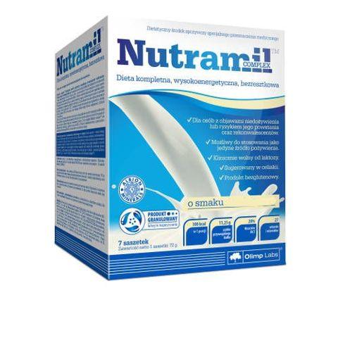 NUTRAMIL Complex 72g x 7 saszetek smak neutralny