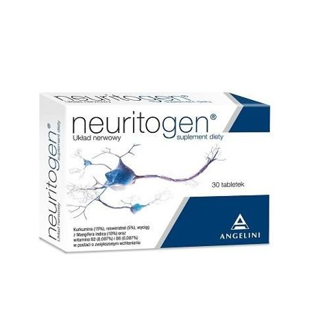 Neuritogen x 30 tabletek
