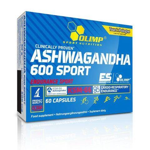 OLIMP Ashwagandha 600 Sport x 60 kapsułek