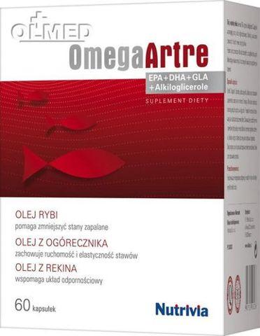 OMEGA ARTRE x 60 kapsułek