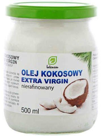 Olej kokosowy Extra Virgin 500ml