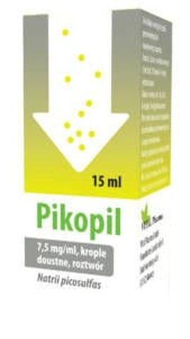 Pikopil 7,5mg/ml krople 15ml