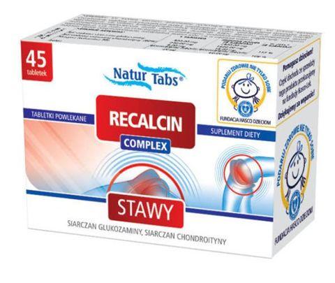 RECALCIN COMPLEX x 45 tabletki