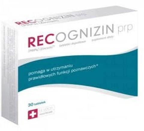 Recognizin prp x 30 tabletek