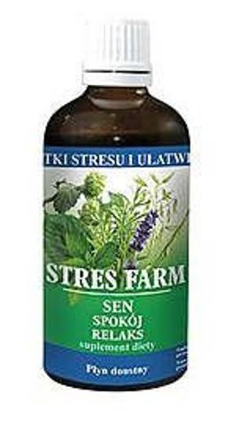 STRES FARM Płyn 100ml
